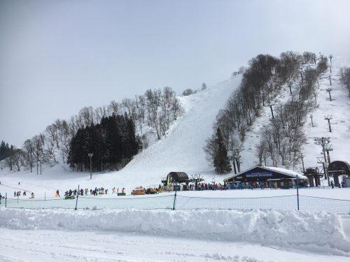 越後中里スキー場