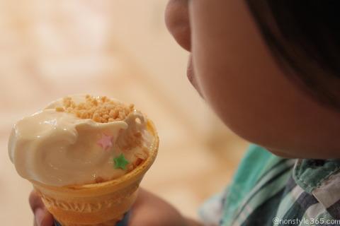 アイス大好き