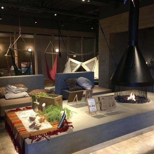 日本一暑い熊谷の熱い遊び場!お風呂カフェビバークでキャンプ体験!