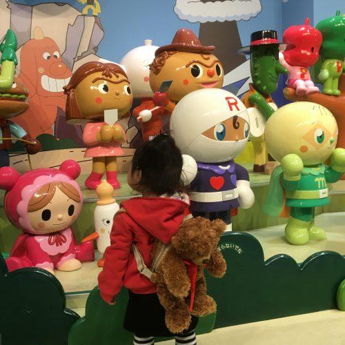 【遊べる美術館】アンパンマンミュージアムでますますアンパンマンが大好きになる