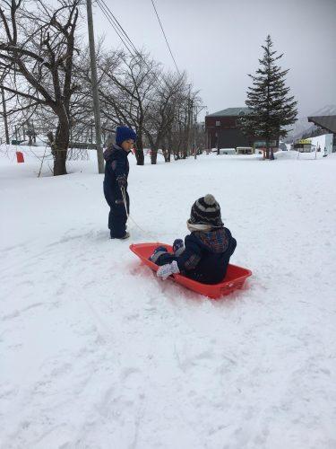 雪国新潟であそぼう!越後中里スキー場は雪遊び初心者ファミリーにオススメ!